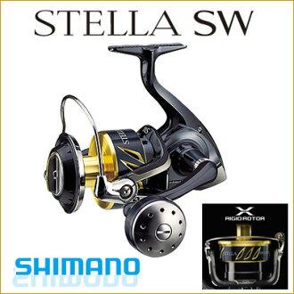 禧玛诺禧玛诺 13 禧玛诺斯特拉 SW 8000PG 13STELLA SW 卷筒 8000PG 渔捕鱼咸水纺车轮