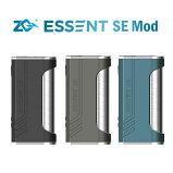 【送料無料】ZQEssentSEMod80W18650交換式テクニカルType-C急速充電ゼットキューエッセントエスイーモッド電子タバコVAPEベイプ本体爆煙Hilax【バッテリー無】