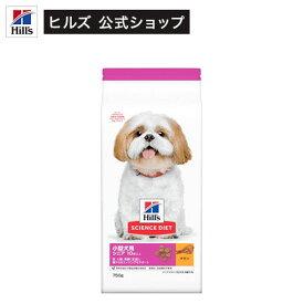 サイエンスダイエット シニアプラス 小型犬用 高齢犬用(750g)【サイエンスダイエット】[ドッグフード]