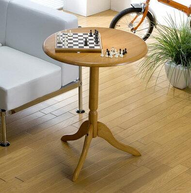天然木のウィンザーカフェ【テーブルのみ】
