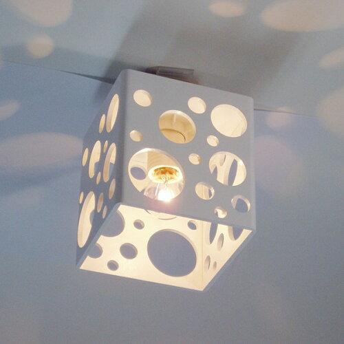 バードケージランプ◇ミニシーリングライト【インテリア照明】::画像1