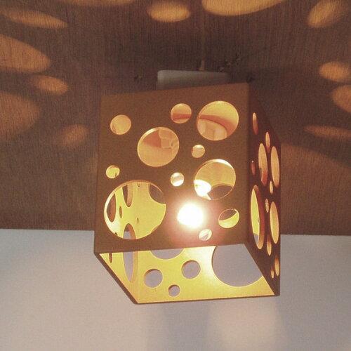 バードケージランプ◇ミニシーリングライト【インテリア照明】::画像2