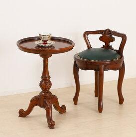 ロココ調ティーテーブルカフェテーブル