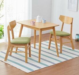 カフェ3点セット(チェア2脚+テーブル)
