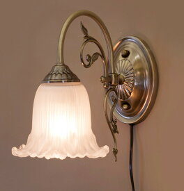 (予約注文のみ) ブラケットライト・壁掛け照明アンティークテイストクラシックランプ kkskd