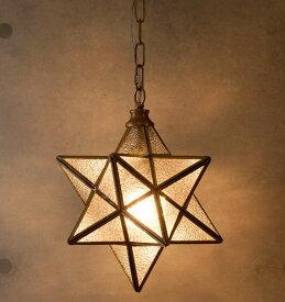 星型ペンダントライト(吊り照明) kkskd