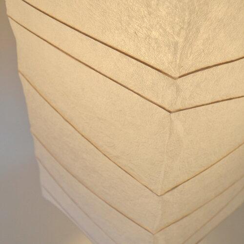 日本製和紙照明大型照明吹き抜け用和風天井照明ペンダントライト人気揉み紙仕様