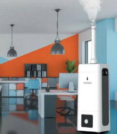 次亜塩素酸水対応加湿器 23L大型大容量 オフィスや店舗向け 更に大型化 kkkez ウイルス