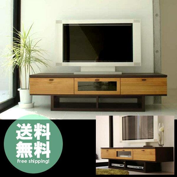 日本製 和モダンワイドTVボード fe160-pz送料無料