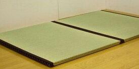 日本製新素材たたみベッドセミダブル受注生産::ポリプロピレン樹脂畳使用:送料無料 ベッド ベット