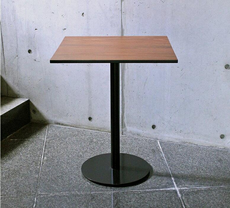 ヴィンテージ風カフェテーブル60cm角