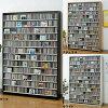 【コレクター用】1668枚収納CDストッカー(DVD対応):トールタイプXL::画像1