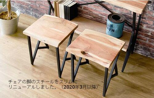 カウンターテーブル1台+チェアー2脚セットkkkezカウンターチェア
