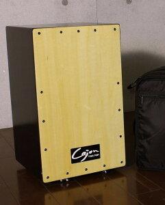 カホンcajon(初心者ガイドブック、専用バッグ付属)日本製