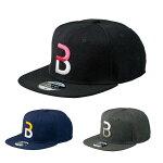 【ダイヤモンドショップ限定】BEAMS DESIGN キャップ 帽子 メンズ レディース ストレートバイザーキャップ BH301S ゼット ZETT ビームス デザイン bb