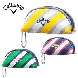 【沖縄県内(離島含)3,300円以上購入で送料無料】【2016年モデル】キャロウェイ(Callaway) ゴルフ ポーチ Callaway Active Ball Case Women's 16 JM(レディース)