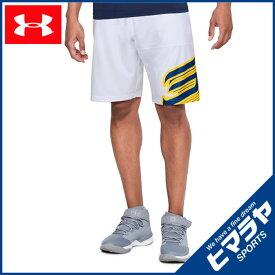 アンダーアーマー バスケットボール パンツ メンズ SC30コア11インチショーツ ショートパンツ MEN 1305736 100 UNDER ARMOUR