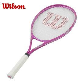 【沖縄県内(離島含)3,240円以上購入で送料無料】ウイルソン Wilson 硬式テニスラケット 張り上げ済み メンズ レディース TRIUMPH WRT310900