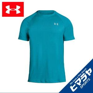 アンダーアーマー スポーツウェア 半袖Tシャツ メンズ スピードストライドショートスリーブTシャツ ランニング Tシャツ MEN 1289681-439 UNDER ARMOUR
