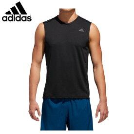 【沖縄県内(離島含)3,300円以上購入で送料無料】アディダス スポーツウェア ノースリーブ メンズ RESPONSE レスポンス スリーブレスTシャツ DQ2530 FRP76 adidas