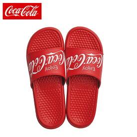 【沖縄県内(離島含)3,300円以上送料無料】コカコーラ Coca-Cola シャワーサンダル メンズ レディース E3 CC19CS3