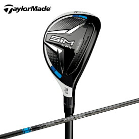 テーラーメイド TaylorMade ゴルフクラブ ユーティリティ メンズ SIM MAX レスキュー TENSEI BLUE TM60 CARBON SIM MAX RESCUE UT TENSEI-BL-TM