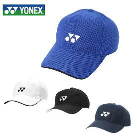 ヨネックス(YONEX) ユニセックス メッシュキャップ 40002 テニス 帽子 UVカット 吸汗速乾