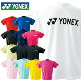 【マラソン限定価格】【期間限定8%OFFクーポン発行中】 ヨネックス(YONEX) ビッグロゴTシャツ RWHI1301 テニスウェア メンズ レディース
