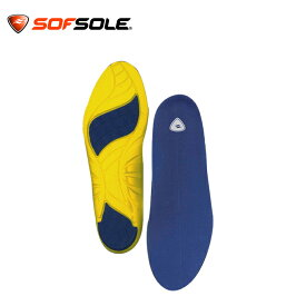 SOFSOLE ソフソールランニング インソール メンズアスリート Athlete1302 rkt