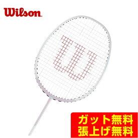 ウィルソン(Wilson) フィアースCX8000J カウンターヴェイル (FIERCE CX8000J CV) WR009911 2019年モデル バドミントンラケット