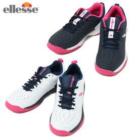 エレッセ(ellesse) ウィメンズ ECFアドバンスコート2 CC (ECF ADVANCE COURT2 CC) EFT9101 テニスシューズ オムニクレー レディース