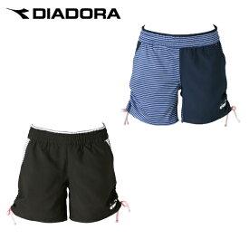 ディアドラ DIADORA テニスウェア ショートパンツ レディース ウーブンショーツ DTP9493 rkt