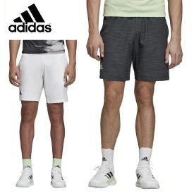 【期間限定 500円OFFクーポン発行中】アディダス(adidas) ニューヨーク メランジショーツ (NEWYORK MELANGE SHORT) FWH78 ティエム着用モデル テニスウェア メンズ