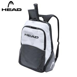 ヘッド HEAD テニス バドミントン ラケットリュック 2本 メンズ レディース DJOKOVIC BACKPACK ジョコビッチ バックパック 283131 rkt