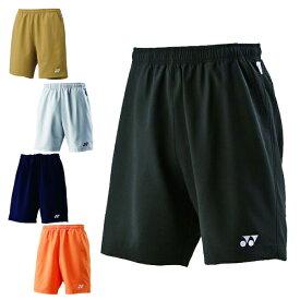 ヨネックス テニスウェア バドミントンウェア ハーフパンツ メンズ レディース スタンダードサイズ 1550 日本バドミントン協会審査合格品 YONEX
