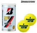 ブリヂストン BRIDGESTONE硬式テニスボールXT-8 2個BBA2XT