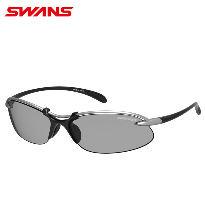 スワンズ SWANS偏光サングラスエアレス ウェイブ メンズ レディースSA-501