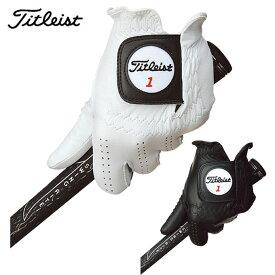 タイトリスト TITLEIST ゴルフ グローブ メンズ 左手 プロフェッショナル TG77