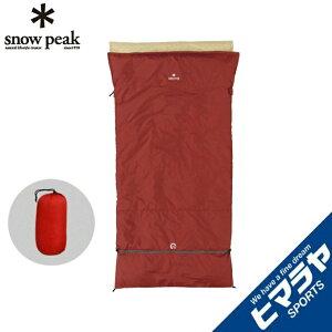 スノーピーク 封筒型シュラフ セパレートオフトンワイド 700 BDD-103 snow peak