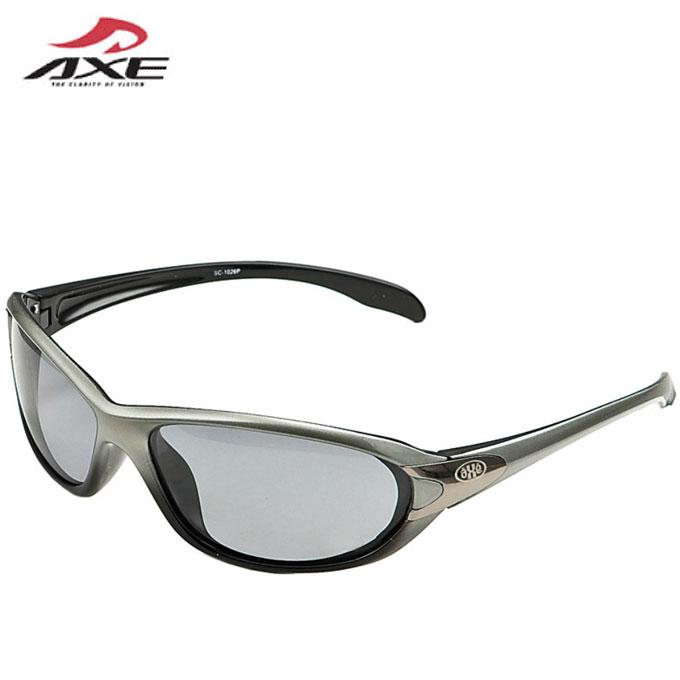 アックス AXE 偏光サングラスSC-1026P-Jランニングサングラス
