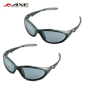 偏光サングラス メンズ レディース スポーツサングラス SC-1027P アックス AXE