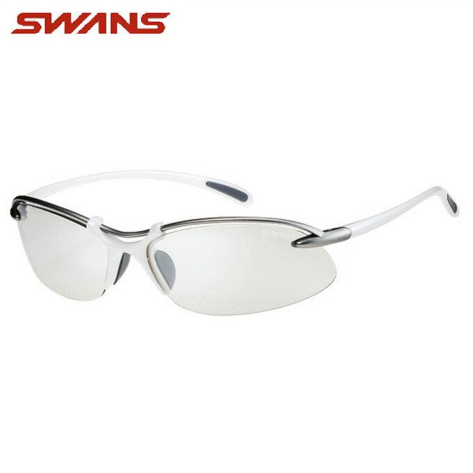 スワンズ SWANSサングラスエアレス ウェイブ ミラーレンズモデル メンズ レディースSA-512