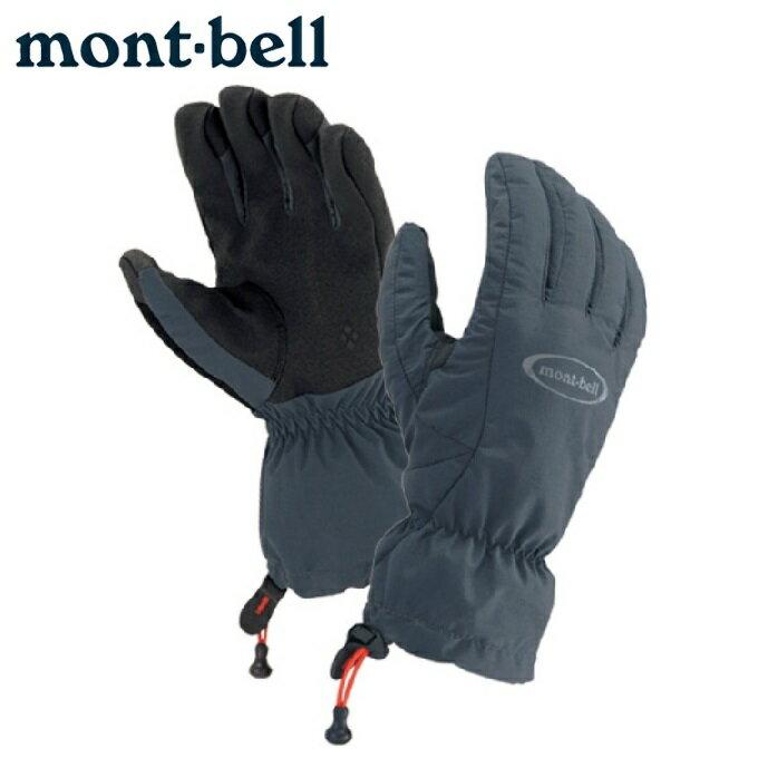 モンベル ウインタートレッキンググローブ メンズ 1108664 mont bell mont-bell
