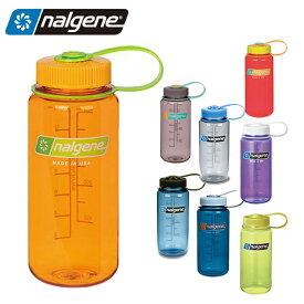 ナルゲン NALGENE ウォーターボトル 広口0.5L Tritan 9130