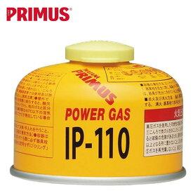 プリムス PRIMUS ガスカートリッジ 小型ガス IP-110