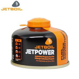 ジェットボイル ガスカートリッジ ジェットパワー100G 1824332 JETBOIL