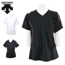 デサント DESCENTE J半袖プラシャツ DOR-B6921J バレーボールウェア ジュニア