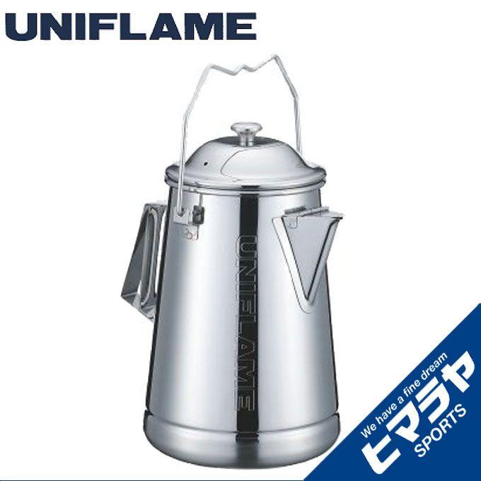 ユニフレーム UNIFLAME 調理器具 キャンプケトル ジャンボ 660324