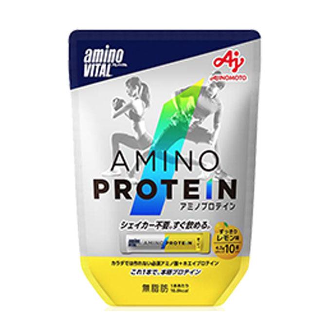 アミノバイタル アミノプロテイン レモン味 30本入り 16AM-2750