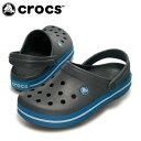 クロックス サンダル メンズ レディースcrocband クロックバンド 11016-07W 【国内正規品】 crocs